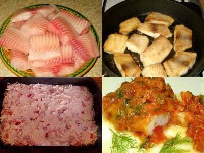 рыба по гречески в духовке