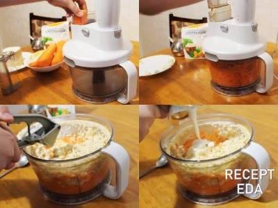 салат рыжик с морковью, рецепт