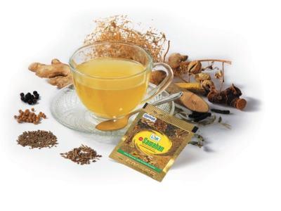 Самахан – натуральный растворимый напиток от простуды и гриппа