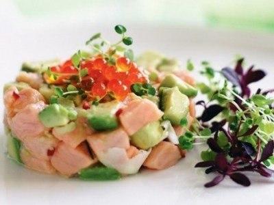 севиче рецепт из лосося