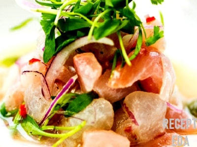 севиче из тунца рецепт