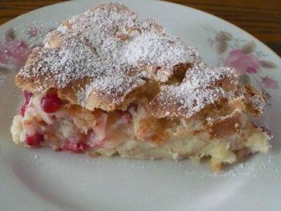 Простойяблочныйпирогшарлотка, рецепт пирога с яблоками