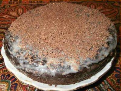 Творожный кекс шоколадный рецепт