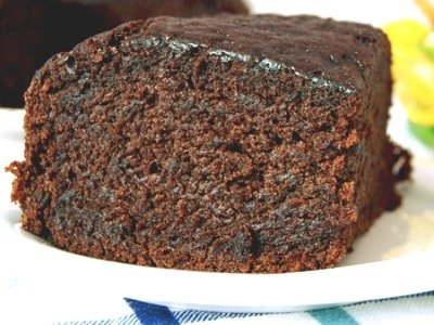 Простой шоколадный пирог, рецепт приготовления
