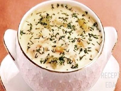 как приготовить суп с плавленным сыром и рисом