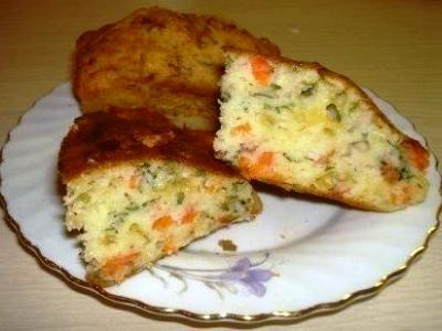 заливной пирог на кефире. Рецепты с рыбой