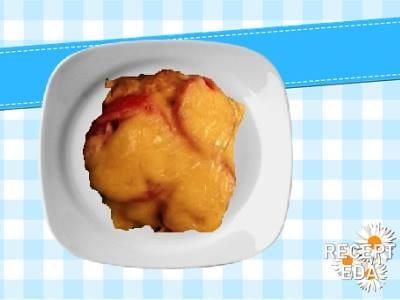запечь куриное филе с картошкой в духовке