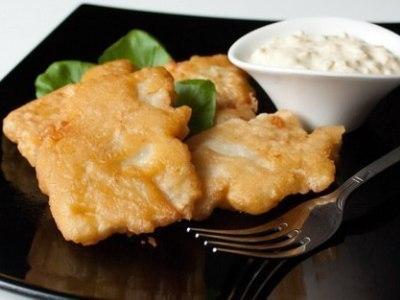жареная рыба в кляре на сковороде рецепт