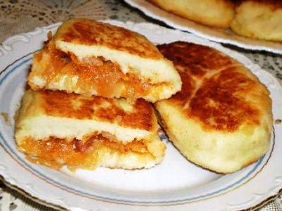зразы картофельные с капустой рецепт