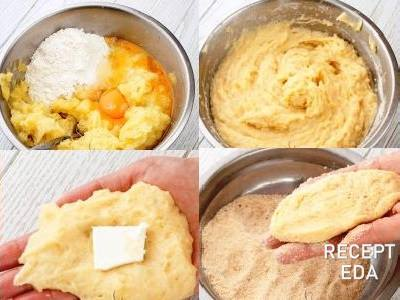 зразы картофельные с сыром рецепт