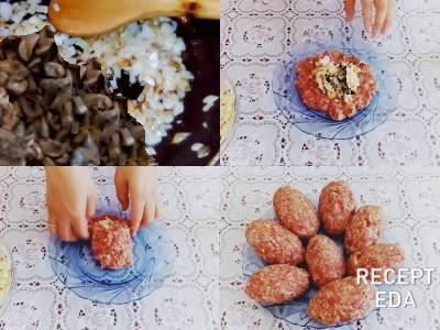 зразы с яйцом рецепт